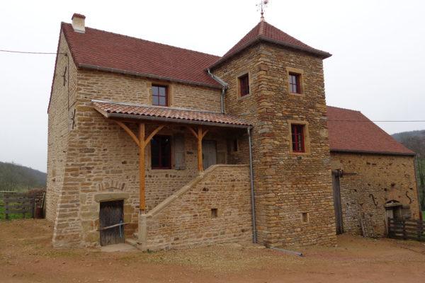 lambert-cyril-agrandissement-construction-tour-cluny-confrancon-chazelle_0010_Devillard 1
