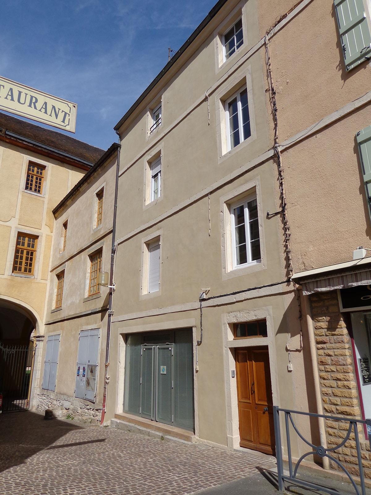 Travaux facades en ville
