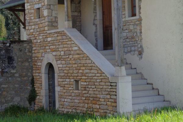 lambert-cyril-travaux-amenagement-escalier-terrasse-cluny-confrancon-cormatin_0018_Deleage St André 04-2016