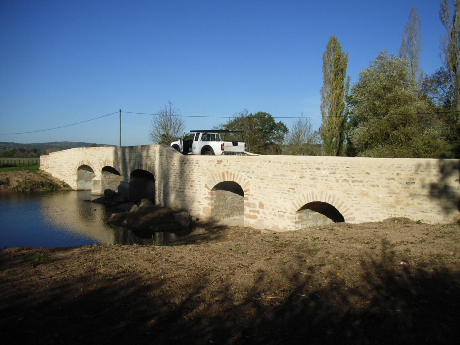 Rénovation Pont Lambert Cyril